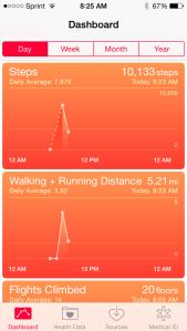 June 1 - 10K steps before 0830!